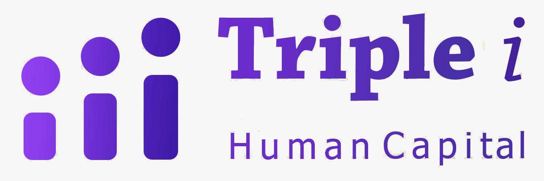 Triple i Human Capital – Onderzoek- en adviesbureau in bevlogenheid Logo