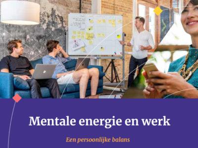 Mentale energie en werk