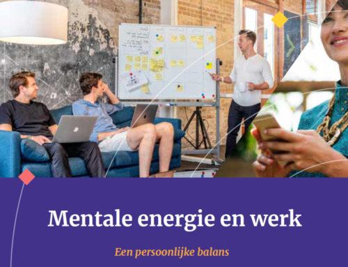 Afscheidsrede – Prof. dr. Wilmar Schaufeli- Mentale energie en werk